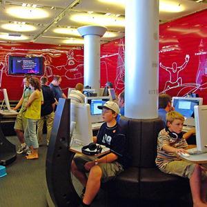 Интернет-кафе Гороховца