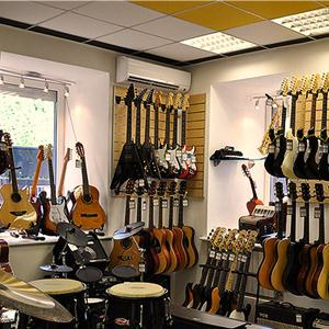 Музыкальные магазины Гороховца