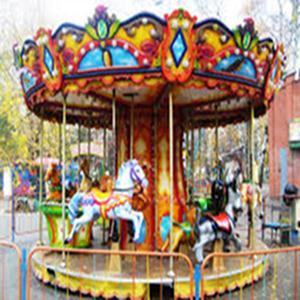 Парки культуры и отдыха Гороховца