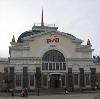 Железнодорожные вокзалы в Гороховце