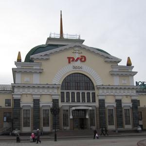 Железнодорожные вокзалы Гороховца